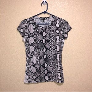 NWT! Express Crew Neck Essential Tee